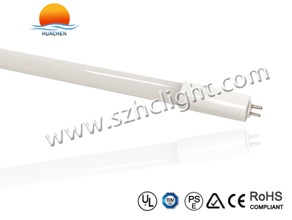 Compatible electronic ballast T5 LED tube