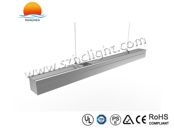 Conventional LED linear light